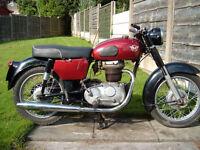 Matchless G2 CSR 250cc (1962)