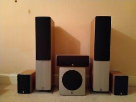 Q Acoustic 51 Surround Sound Speakers