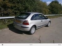 LPG ROVER 25 for spares or repair