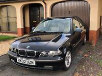 BMW 325 ti compact 2002, Automatic, 2494 (cc), 3 doors