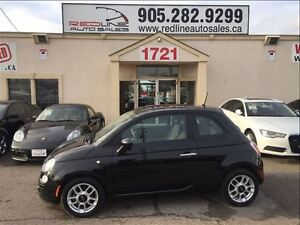 2012 Fiat 500 Sport, Sunroof, WE APPROVE ALL CREDIT