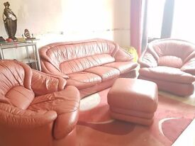 Sofa settee suite house clearance
