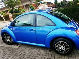 Selling my VW Beetle