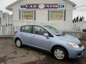 2009 Nissan Versa 1.8S!! AIR!! 6 SPEED GAS SAVER!!