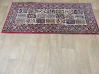 Rug runner Red (Delivery)