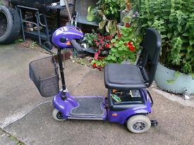 Wispa Shoprider Mobility Scooter