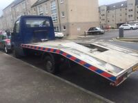 RECOVERY TRANSPORT FROM 30 GBP ANY WHERE IN ABERDEEN