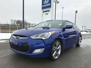 2013 Hyundai Veloster Tech * GPS, Toit panoramique*