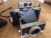 POLAROID Land Camera 180