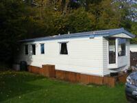 2006 atlas 3 bedroom static caravan for sale sighted or not -ideal starter van priced for quick sale