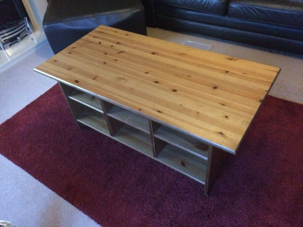 Ikea leksvik coffee table - Ikea Leksvik Coffee Table