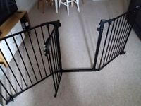 Baby Gate 4 months used