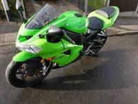 Kawasaki zx10r c2h 28k new mot
