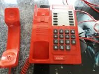 Vanguard E10 Retro push button Telephone