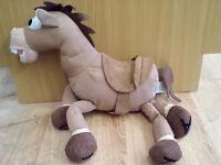 Toy story horse plush soft toy disney store original product