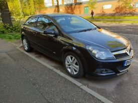 Vauxhall astra 1.4 sxi coupe 2007