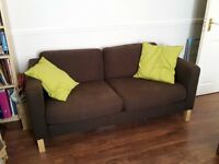 Karlstad Ikea sofa in mint condition