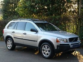 2005 Volvo XC90 2.4 TD D5 SE Geartronic 5dr - FULL HEATED LEATHER - SUNROOF - DAB RADIO - BLUETOOTH