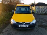 NO VAT. Vauxhall Combo 2000 CDTI, One Owner From New, 132,000 Miles, MOT 20/5/18,TEL-07477651115