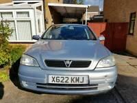 Vauxhall astra 1.4 ls
