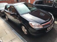 Vauxhall Astra 1.6 Breeze 2008, Low Milage, MOT, Lady Owner Cambelt Changed