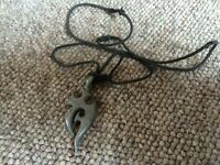 Necklace/pendant found