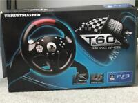 Ps3 Car Racing wheel