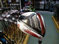 TaylorMade Aeroburner 3 Wood - R-Flex Graphite Shaft