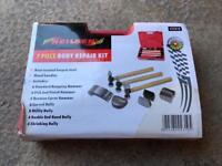 Neilsen 7 piece car body repair kit