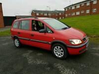 Vauxhall zafira towbar