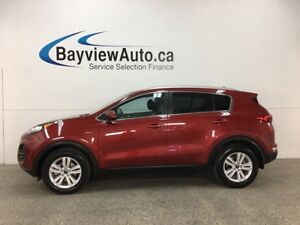 2019 Kia Sportage LX - BLUETOOTH! HTD SEATS! REVERSE CAM! ALL...