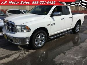 2014 Ram 1500 Big Horn, Quad Cab, Automatic, Steering Controls,