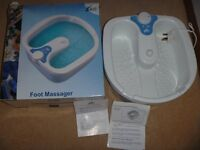 Team International - Wet or dry Foot Massager.