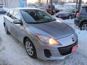 2012 Mazda 3 GS hatchback automatic 164,000 k CLEARANCE $7,495