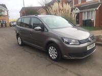 2011 Volkswagen Touran 1.6 TDI 5dr (7 seats) ** NEW SHAPE, 1 F/OWNER, 7 SEATS
