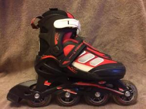 Boy's Firefly 1.0 Inline Skates (Rollerblades) Adjustable Size 5 to 7.5