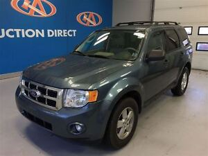 2011 Ford Escape XLT, with leather, sunroof