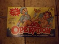 Operation game - Brand new