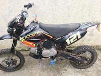 Road legal Stomp 110cc CRF70 2013