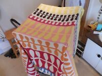 Curtain Pair- Ikea Hedda 100% Cotton