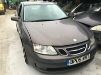 2005 SAAB 9-3 DTH LINEAR SPORT (AUTOMATIC DIESEL)- FOR PARTS ONLY