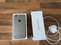 iPhone 6s 64gb steel grey