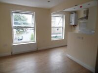 Brand New First Floor Flat, One Double Bedroom, Fully Fitted Kitchen, Double Glazed, Available Now!