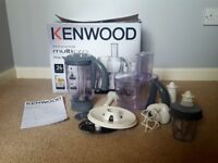 Kenwood Multipro FP586 Food processor accessories