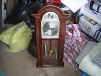 Tempus Fugit Acctim - Grandfather clock £100