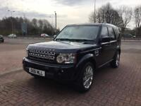 2011 (61) Land Rover Discovery 4 3.0 SDV6 Auto Diesel (7 seats) Full Land Rover Service History
