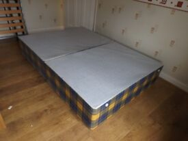 Double Bed (Standard Size ) - NO mattress
