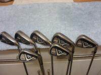 Callaway XHot 2 golf clubs. 4-PW.