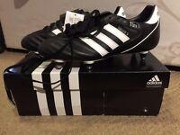 Unused Adidas Kasier 5 football boots - £25