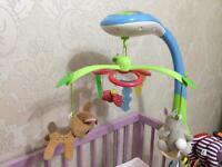 Chicco Bambi cot mobile